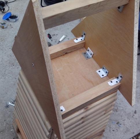 Изготовление мельницы своими руками