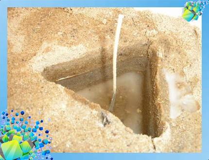 Свечи своими руками в песчанных формах