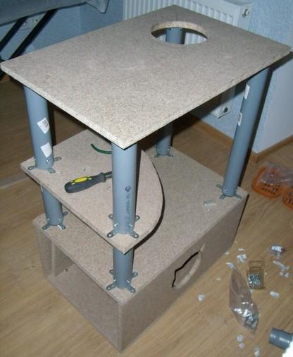 Как сделать кошкин дом фото фото 307