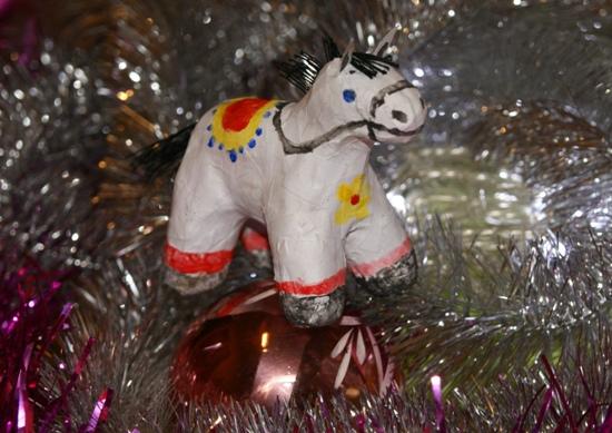 Новогодние игрушки на елку своими руками выкройки