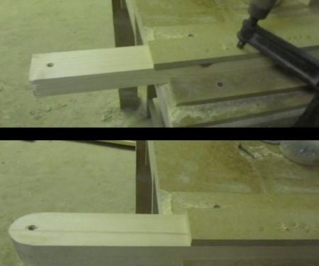 Скамейка-трансформер своими руками