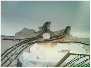 Прокладка электропроводки в каналах