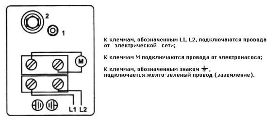 Реле давления воды (установка, характеристики, конструкция, настройка)