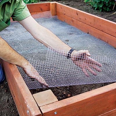 Как сделать грядки на огороде своими руками