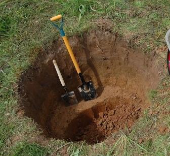 Как копать колодец из колец