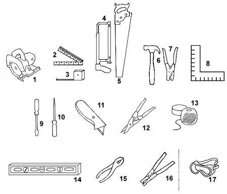 Необходимые инструменты для монтажа винилового сайдинга