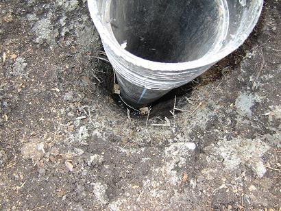 Бурение скважин на воду вручную