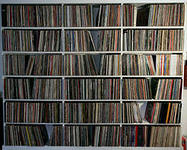 Хранение винила и полиэтиленовые конверты для LP альбомов (пластинок)